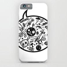 anger  Slim Case iPhone 6s