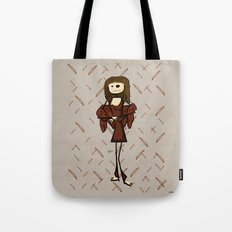 The real Gioconda Tote Bag