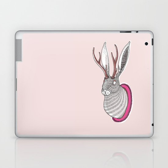 Deer Rabbit Laptop & iPad Skin
