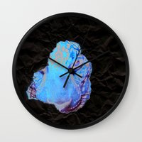 jaguar Wall Clocks featuring jaguar by Teo Designs