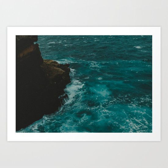 Big Sur Coastal Art Print