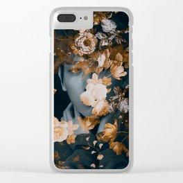 Drops Of God | Baekhyun Clear iPhone Case