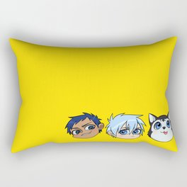AoKuro family Rectangular Pillow