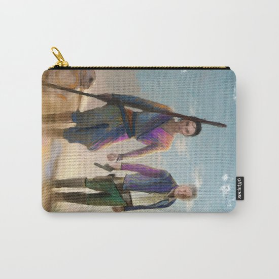 Rey and BB8 Carry-All Pouch