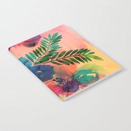 Skye Floral Notebook