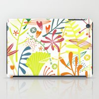 tropical iPad Cases featuring Tropical by Nic Squirrell