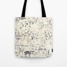 Train Journeys  Tote Bag