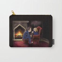 Steady as We Go - Doctor Who Carry-All Pouch