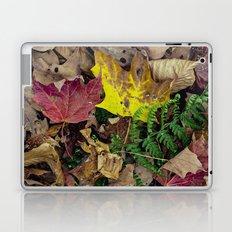 autumn collage Laptop & iPad Skin