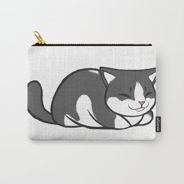 Rotund Cat Carry-All Pouch