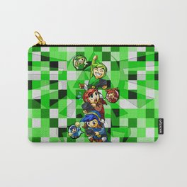Zelda Link Carry-All Pouch
