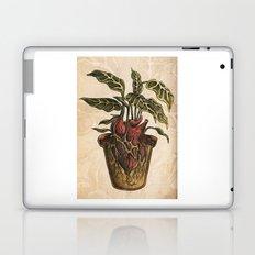 Heart Plant Laptop & iPad Skin