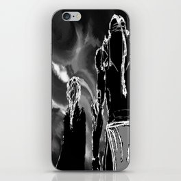 The Elric brothers 2  iPhone Skin