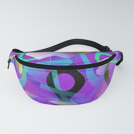 wave fxx. 3 Fanny Pack