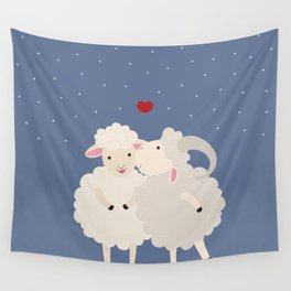 Sheep Series [SS 01] Wall Tapestry
