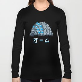 Studio Ghibli Pixel Ohmu Long Sleeve T-shirt