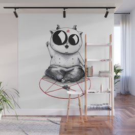 Cathomet Wall Mural