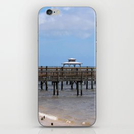 Peaceful Waterfront iPhone Skin