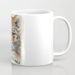 Cute Tiger Cub 903 Coffee Mug