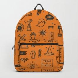 halloween mood Backpack