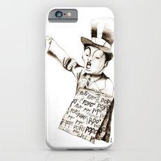 the POPO' paperboy iPhone 6s Slim Case