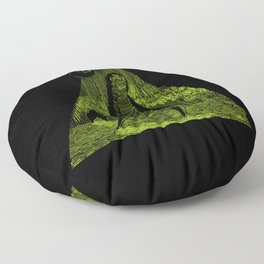 The Fresno Nightcrawler-Night Floor Pillow