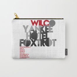 Yankee Hotel Foxtrot - Wilco / Album Cover Art LP Poster (Paper or Plexiglas) Carry-All Pouch