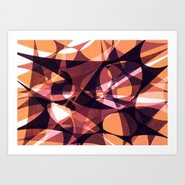 Abstract XXVIII Art Print