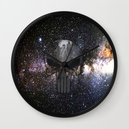 punisher Wall Clock