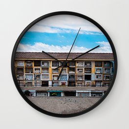 Rest in Peace#3 Wall Clock