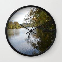 Hanging Rock & Peavine Hollow Series, No. 22 Wall Clock