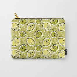 Atomic Lemonade_Green Carry-All Pouch