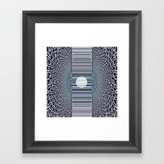 LUNE Framed Art Print