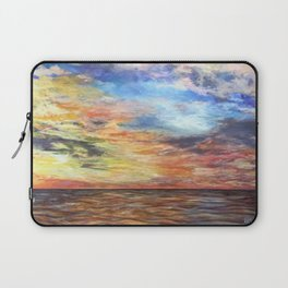 Sunset for Georgia Laptop Sleeve
