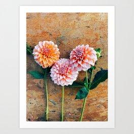 Autumn Mood #1 - Modern Botanical Photograph Art Print