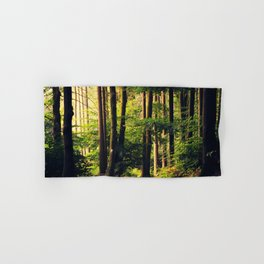 Woods Are Calling Hand & Bath Towel