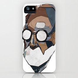 Freud iPhone Case