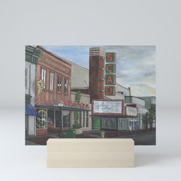 Broughton Street Mini Art Print