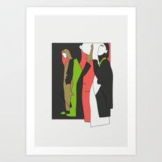 Désillusion 5 Art Print