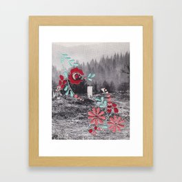 In Peace #3 Framed Art Print