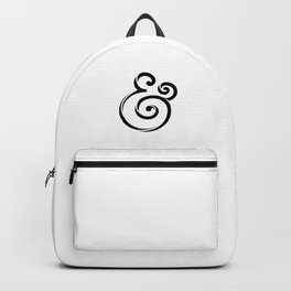 InclusiveKind Ampersand Backpack