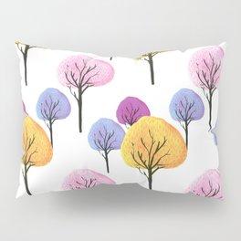 Trees Pillow Sham