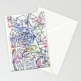 it is well Stationery Cards
