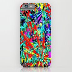 Good Vibrations iPhone 6s Slim Case