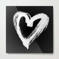 Heart 2 Metal Print