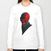 melissa smith Long Sleeve T-shirts featuring JOHN SMITH by John Aslarona