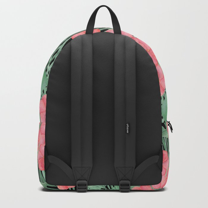 Tropical pattern.5 Backpack