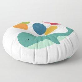 Dream Walker Floor Pillow