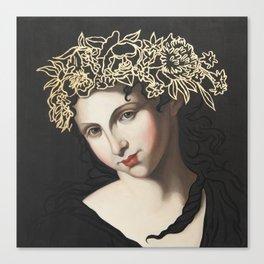 Bouquet I Canvas Print
