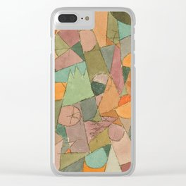 Untitled K Clear iPhone Case